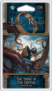 Lord of the Rings : The Card Game - The Thing in the Depths